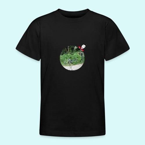 mapemonde clown - T-shirt Ado