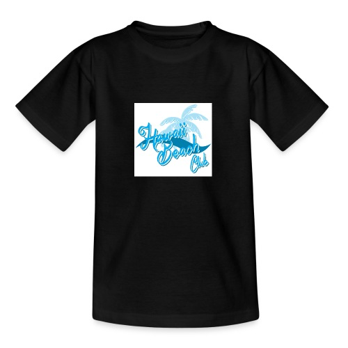 Hawaii Beach Club - Teenage T-Shirt