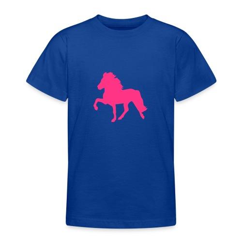 Tölter - Teenager T-Shirt