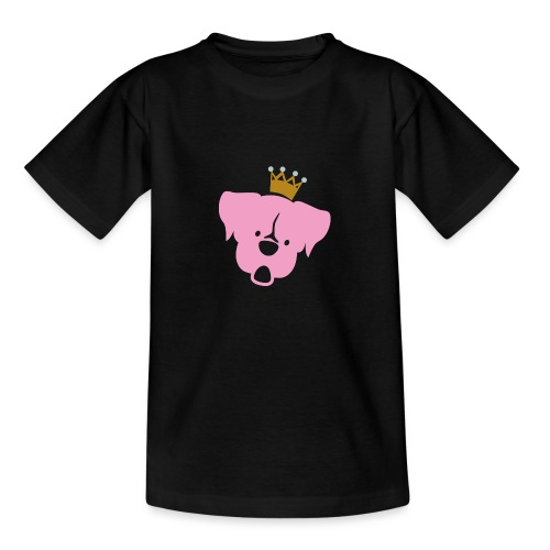 Prinz Poldi rosa - Teenager T-Shirt