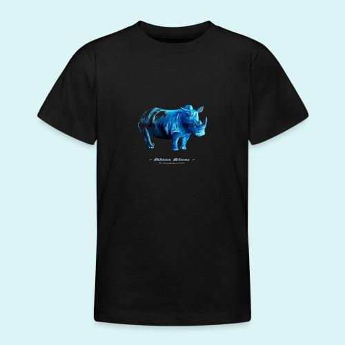 Rhino Blues - Teenage T-Shirt
