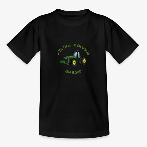 JD 8000 - T-shirt Ado