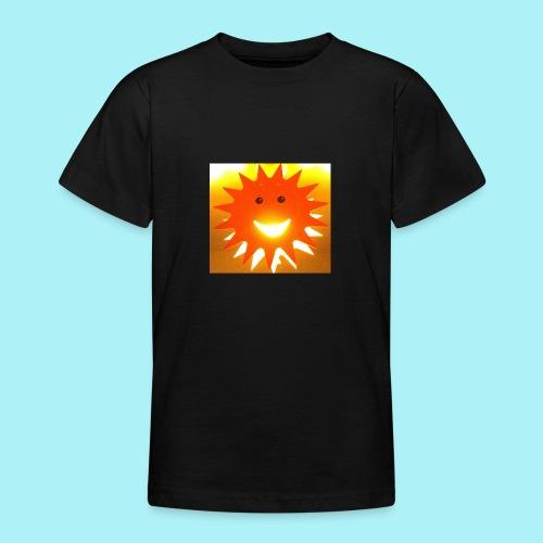 Soleil Souriant - T-shirt Ado
