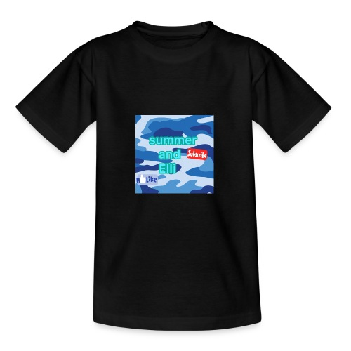 summer and elli official logo merch - Teenage T-Shirt