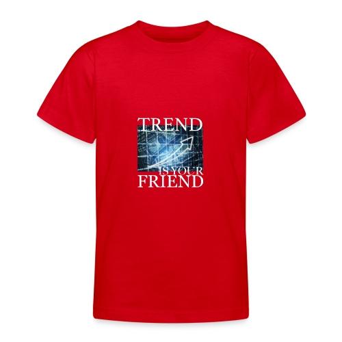 Designed T-Shirt for Traders Stock Market Forex - Maglietta per ragazzi