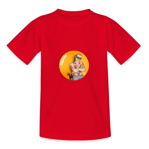 Figgehn Logo - T-shirt tonåring