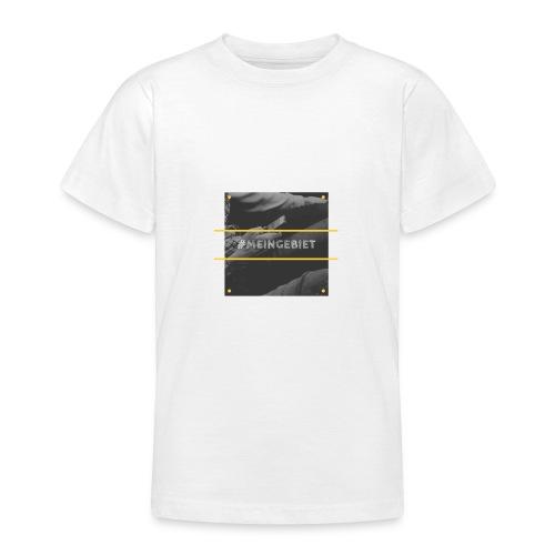 MeinGebiet - Teenager T-Shirt