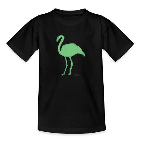flamenco - Camiseta adolescente