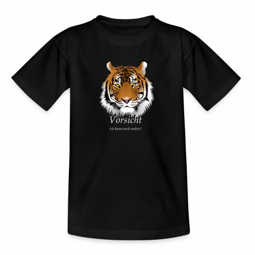 Tiger - Teenager T-Shirt