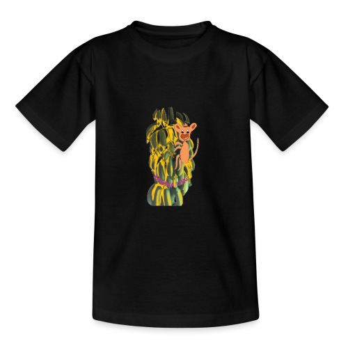Bananas king - Teenage T-Shirt