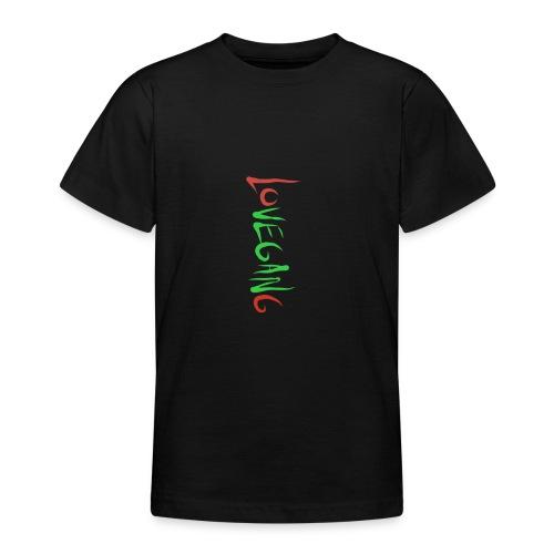 Lovegang - Nuorten t-paita
