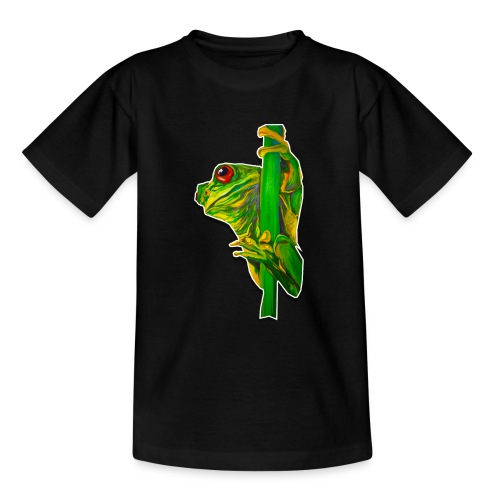 FROGGY - Teenager T-Shirt
