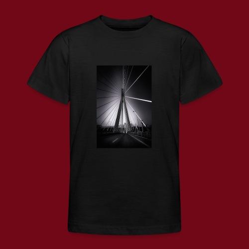 Rio-Andirrio-Brücke - Teenager T-Shirt