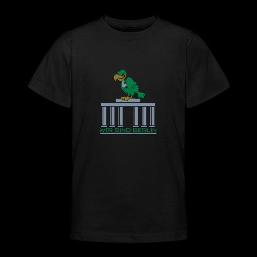 Berlin Geier - Teenager T-Shirt