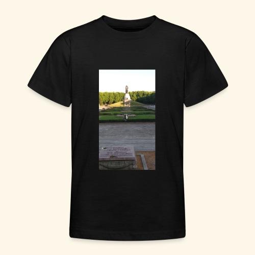 Mahnmal gegen den Krieg - Teenager T-Shirt