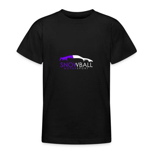 Snowball Motorsport - Teenage T-Shirt