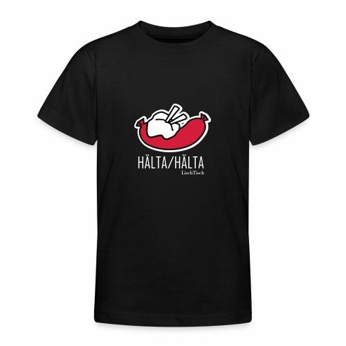 Hälta Hälta - T-shirt tonåring