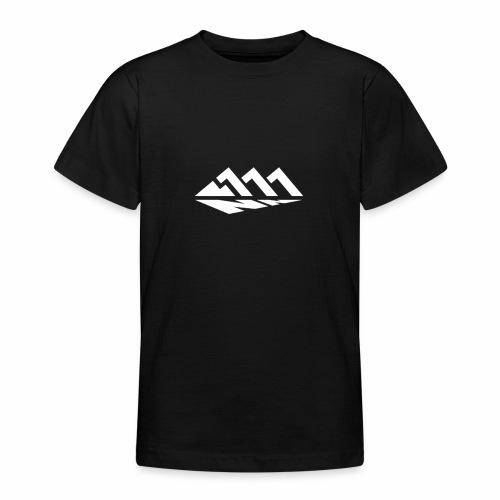 111NN Weiß - Teenager T-Shirt