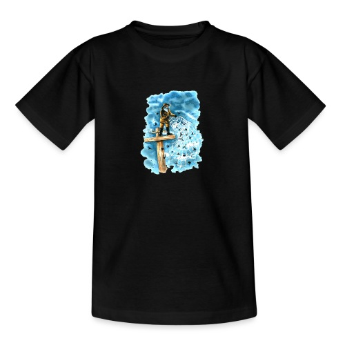 after the storm - Teenage T-Shirt