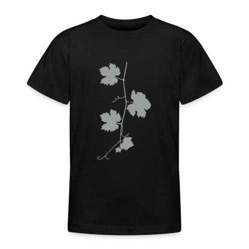 weinrebe - Teenager T-Shirt