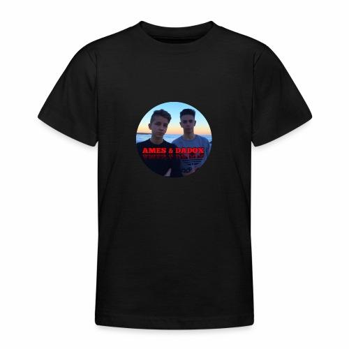 AMES & DADOX - Maglietta per ragazzi