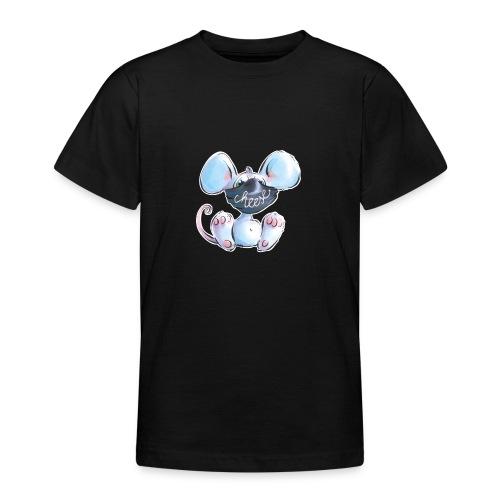 Maskenmaus - Teenager T-Shirt