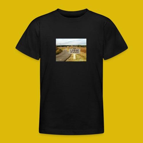 la LOOSE en gelée - T-shirt Ado