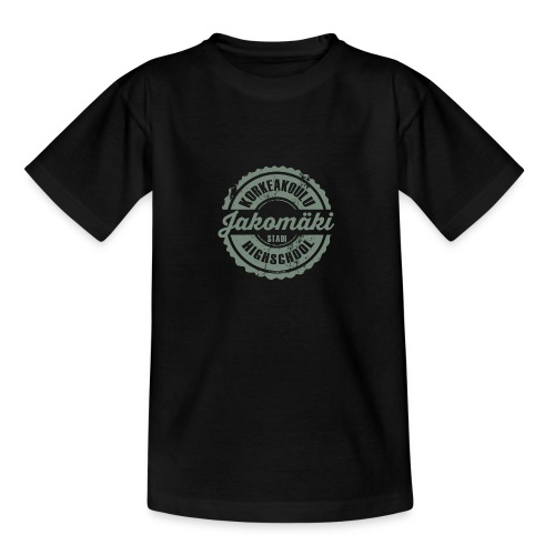 77V-JAKOMÄEN KORKEAKOULU - Stadi, Helsinki - Nuorten t-paita
