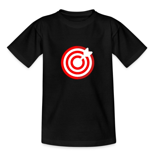 dartboard - Teenager T-Shirt