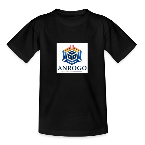 ANROGO - Camiseta adolescente