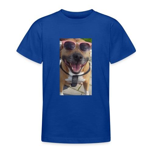 Cool Dog Foxy - Teenager T-shirt
