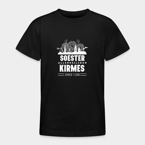 GHB Westfalen Soester Allerheiligenkirmes 81120175 - Teenager T-Shirt