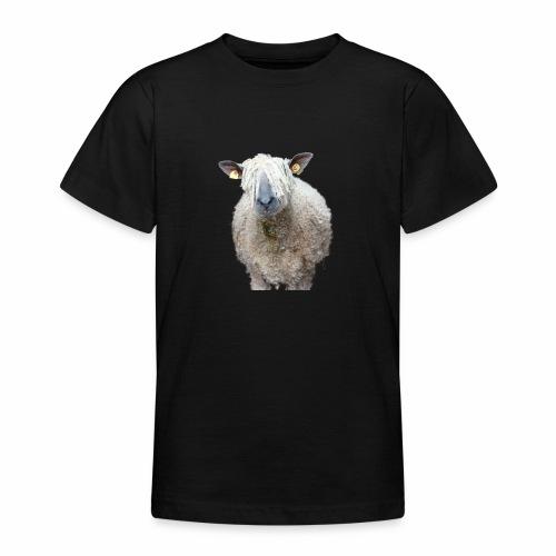 Durchblick! Wo Wolle du hin, Schaf? - Teenager T-Shirt