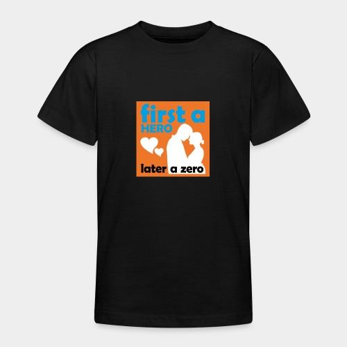 GHB from Hero to Zero 190320184 - Teenager T-Shirt