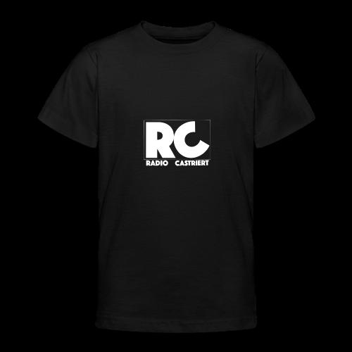 Radio CASTriert 2017/2018 - Teenager T-Shirt