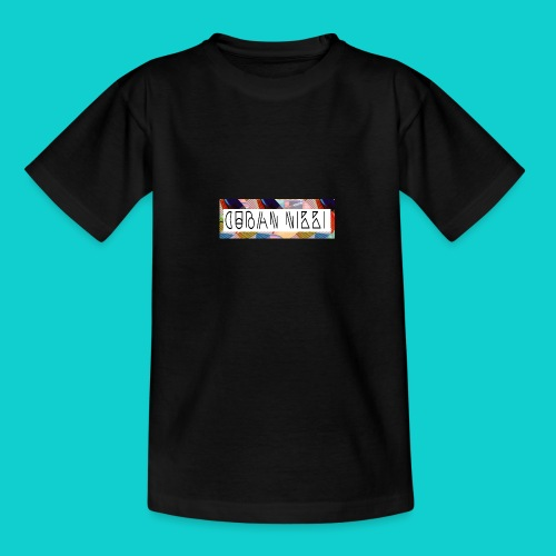 Cuban Nikki Logo - Teenage T-Shirt