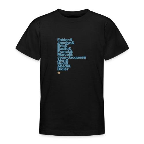 OM 1993-2018 | 25 ans: A JAMAIS LES PREMIERS - T-shirt Ado