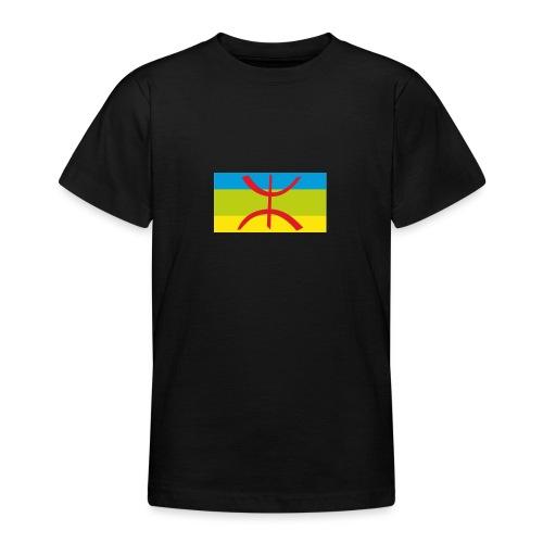 drapeau berbere tamazgha - T-shirt Ado