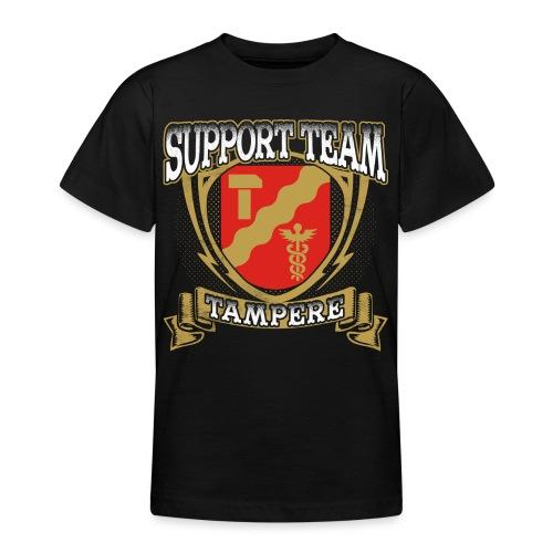 Tampere Support Team - Nuorten t-paita
