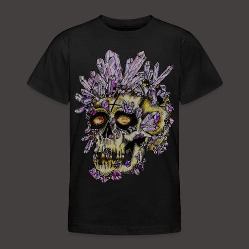 Le Crane de Cristal Creepy - T-shirt Ado