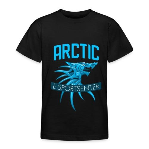 ARCTIC E-SPORTSENTER - T-skjorte for tenåringer