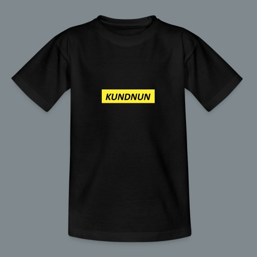 Kundnun official - Teenager T-shirt