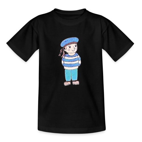 Matrosenjunge - Teenager T-Shirt