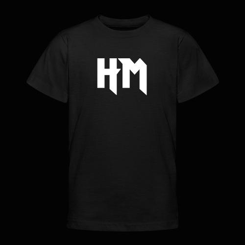 HM_vorne - Teenager T-Shirt