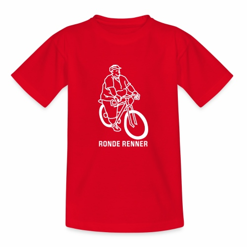 Ronde Renner - Teenager T-shirt