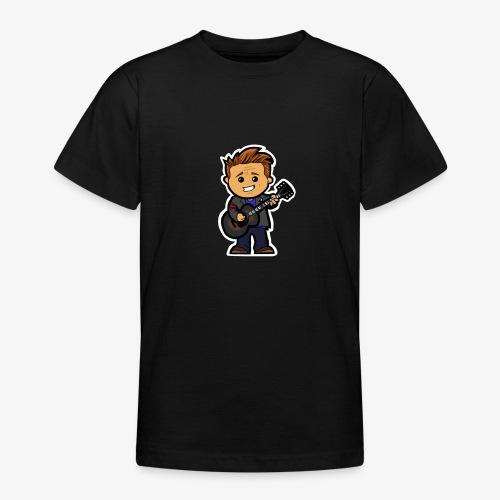 guitaring - Teenage T-Shirt