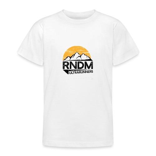 RndmULTRArunners T-shirt - Teenage T-Shirt