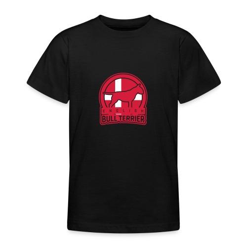 BULL TERRIER Denmark DANSK - Teenager T-Shirt