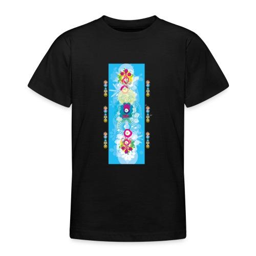 melange color - T-shirt Ado
