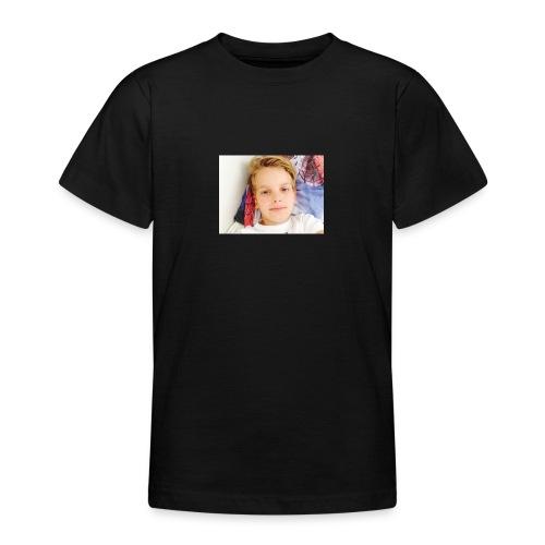 first design - Teenager-T-shirt